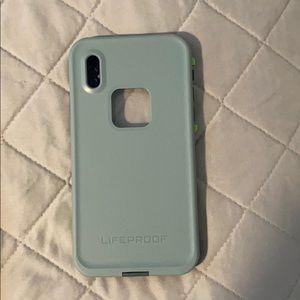 Lifeproof Case - NEW - IPhone X/Xs